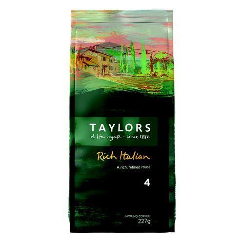 Taylors of Harrogate Rich Italian Coffee 227g