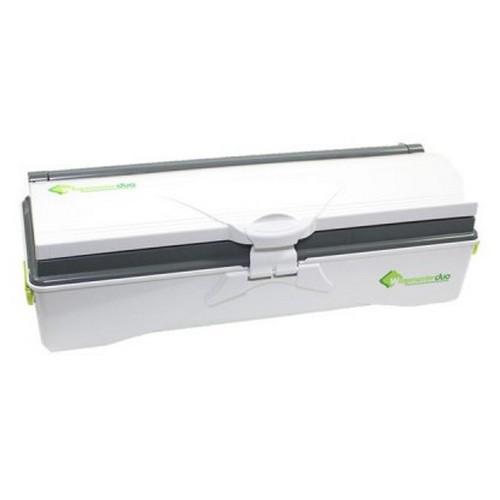 Wrapmaster Duo Dispenser White