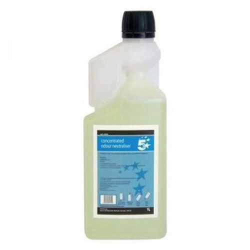 5 Star Concentrated odour neutraliser