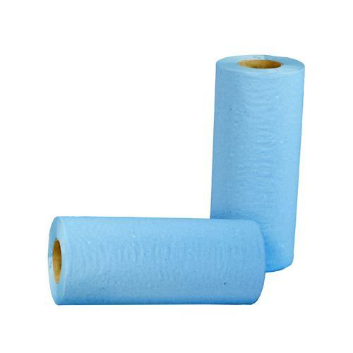Multiwipe rolls 2ply Blue 40m 250mm 100% Recycled