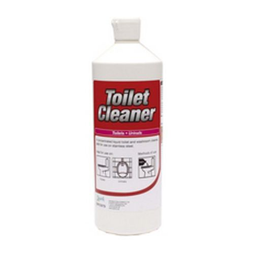 2Work Daily Use Perfumed Toilet Cleaner 1 Litre (Pack of 12)