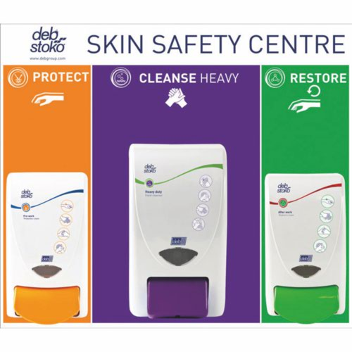 Safety Skin Centre Small