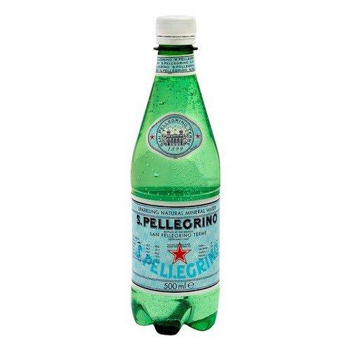 San Pellegrino Sparkling Water 500ml Pack 24