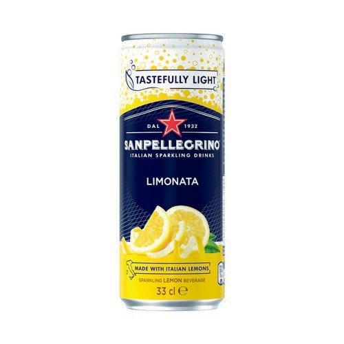 San Pellegrino Limonata Sparkling Drinks Pack 24