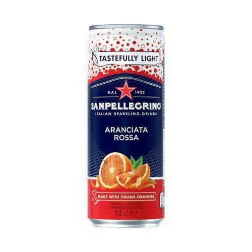 San Pellegrino Aranciata Sparkling Drink Pack 24