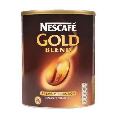 Nescafe GBld 750gx2&Free KitKat Jan3/16