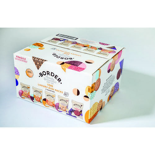 Border Biscuits 5 Varieties Mini Twin Packs Ref 101049