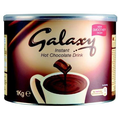 Galaxy Instant Hot Chocolate Powder 1kg