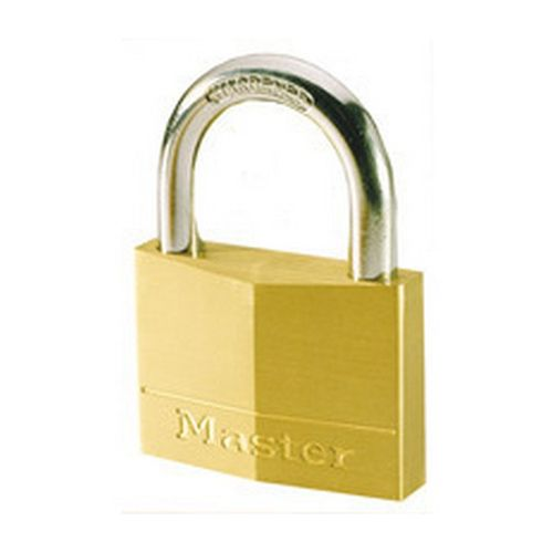 Masterlock Padlock Brass 30mm