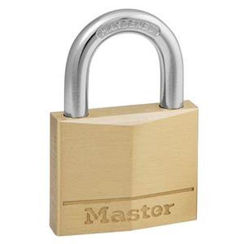 Masterlock Padlock Brass 40mm