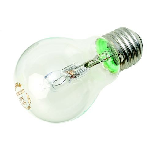 Image for Light Bulb Energy Saving GLS Halogen Screw Fitting 46W Clear