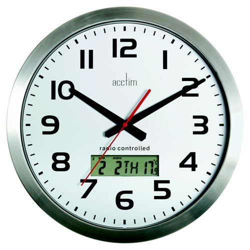 Meridien Radion Controlled Clock