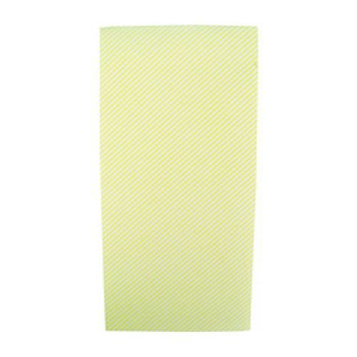 2Work Lightweight Yellow All Purpose Cloth 600 x 300mm Pack of 50 102840YL