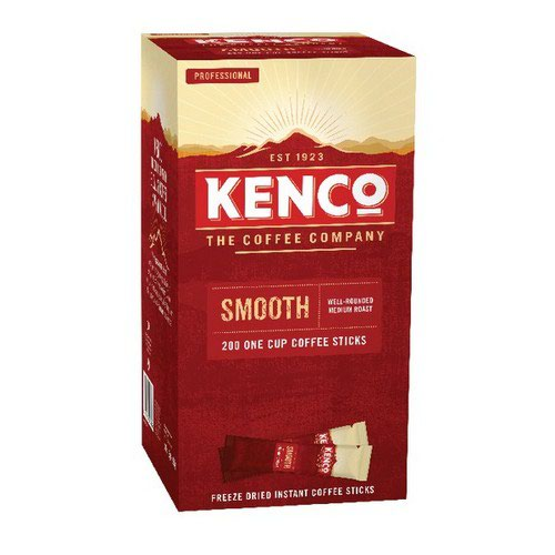 Kenco Smooth Coffee Sticks Pack 200