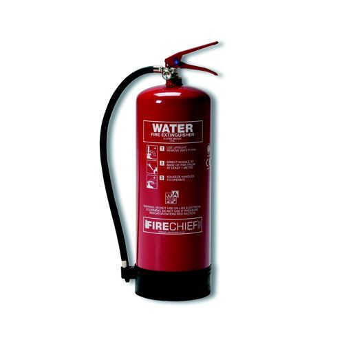 Guardian Fire Extinguisher 9 Litre Water