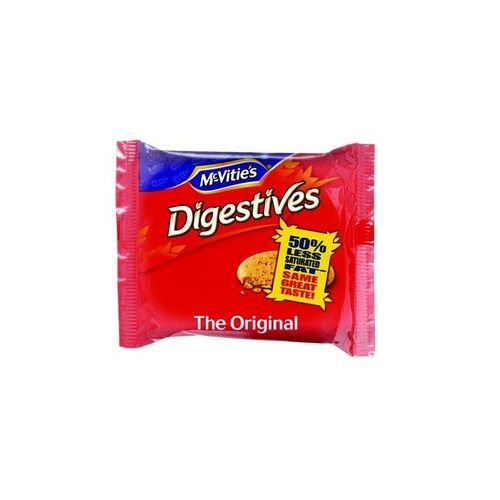 McVities Digestive Biscuits Wheatmeal Twinpack Pack 48