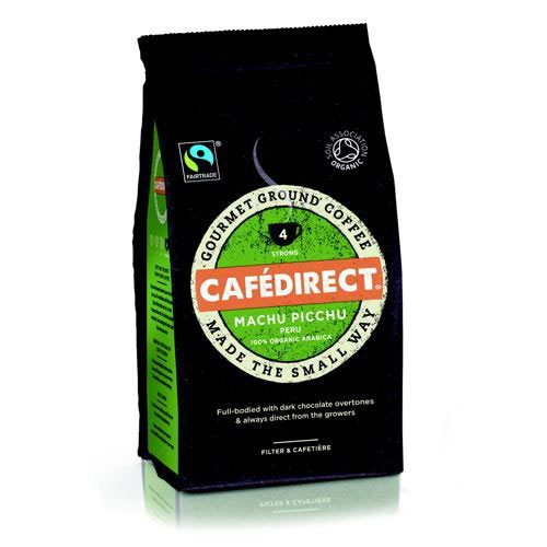 Cafe Direct Machu Picchu Roast & Ground Coffee
