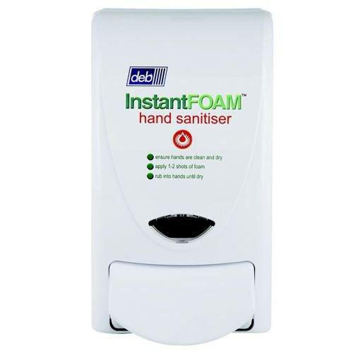 DEB Instant Foam 1000 1 Litre Dispenser