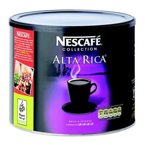 Nescafe Alta Rica Instant Coffee Tin 500g