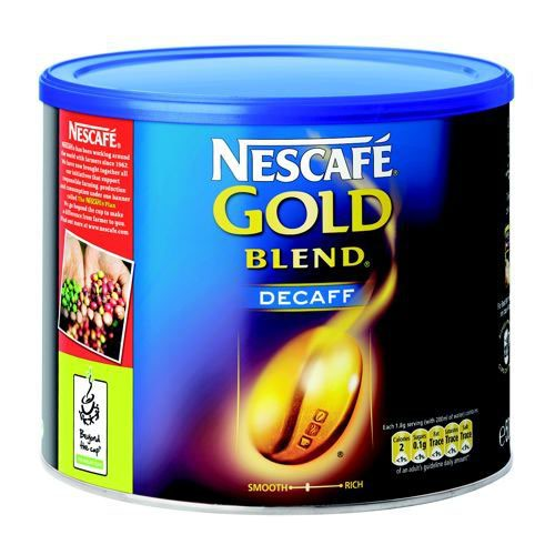 Nescafe Gold Blend Decaf 500gm