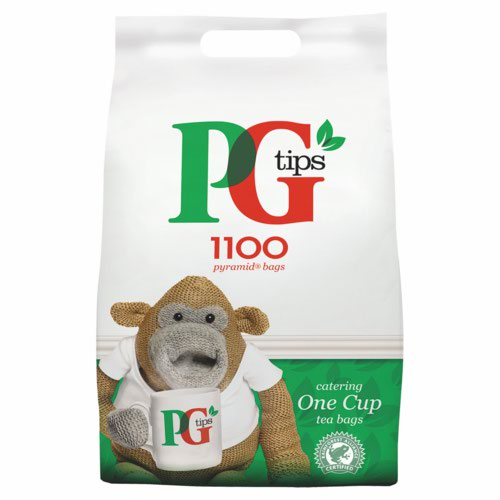 Pg Tips Pyramid Tea Bag Pk1150 18758401