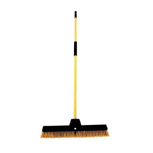 PVC Bulldozer Yard Broom