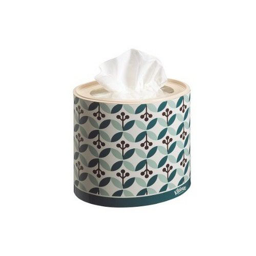 Kleenex Facial Tissue Oval Pack 10