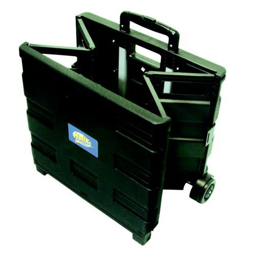Crate Trolley Foldable Capacity 35kg