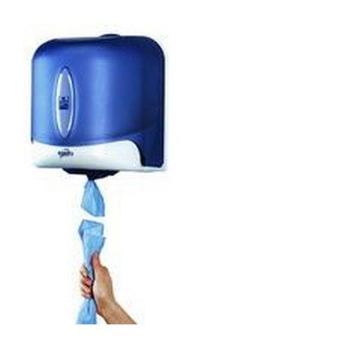 Lotus Reflex Wiper Blue 2 Ply 194mmx157.5m 450 Sheets/Roll Pack 6