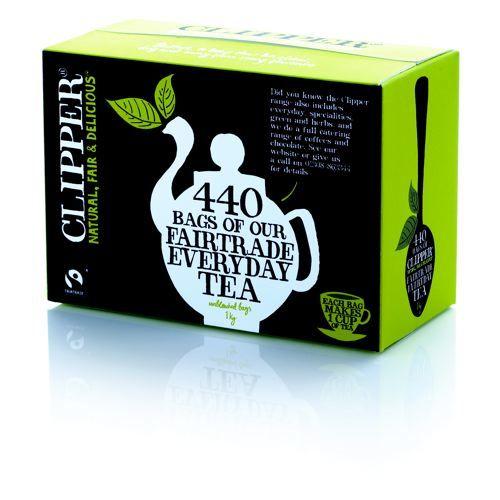 Clipper Fairtrade 440 Bags