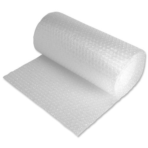 Jiffy Small Bubble Wrap 600mm x 25m (1 x 600mm)