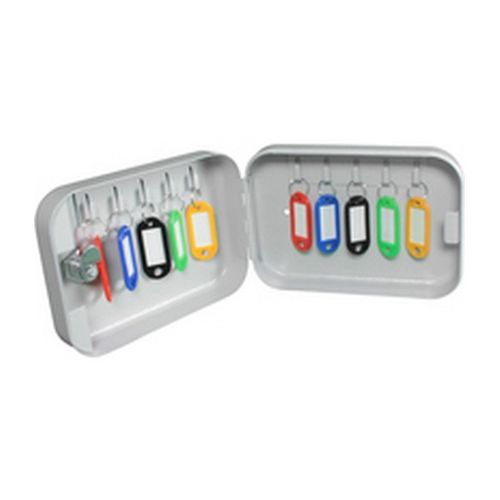 Image for Helix Standard Key Cabinet 10 Key Capacity 520110