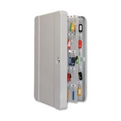 Helix Standard Key Safe Steel With Cylinder Lock And Fixings 150 Key Capacity