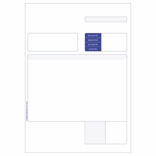 Sage Compatible 1-Pt Invoice Pk500
