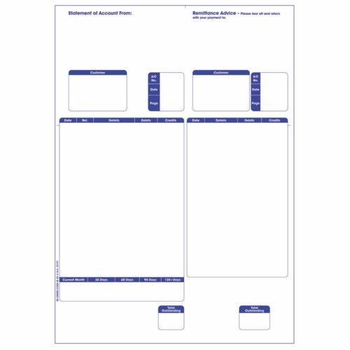 Sage Compat 1Pt Statmt/Remit Pack 500