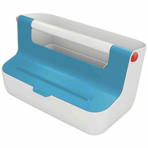 Leitz Cosy Storage Carry Box Calm Blue
