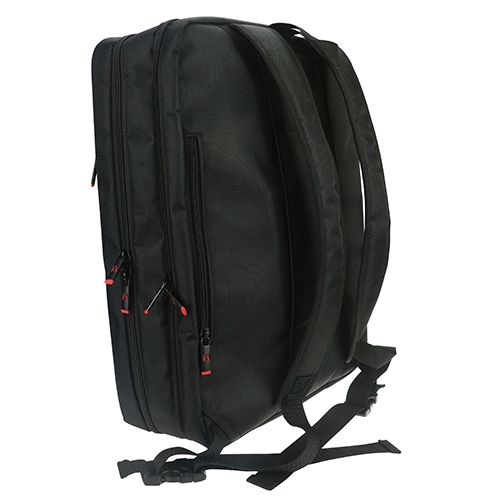 Monolith Motion II Overnight 15.6 Laptop Backpack 1680D Black