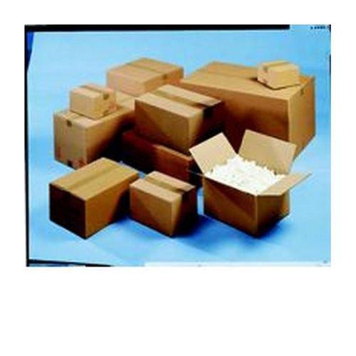 Corrugated Box Single Wall 125TL2TB 215x215x215mm Glued Pack 25