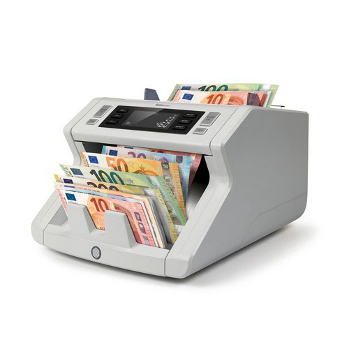 Safescan 2265 UK Banknote Counter with Value Counting