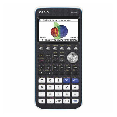 Casio FX-CG50 Graphic Calculator?