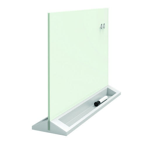 Nobo Desktop Magnetic Glass Board 1905265