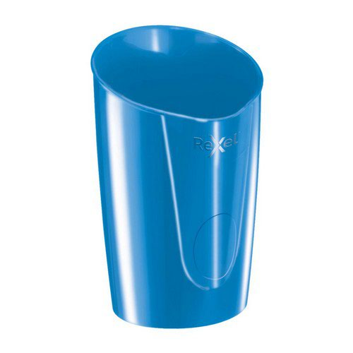 Rexel Choices Pen Pot Blue