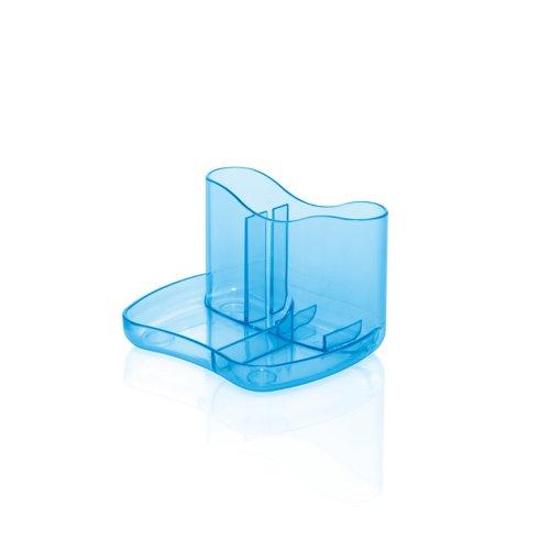 Initiative Desk Caddy Ice Blue
