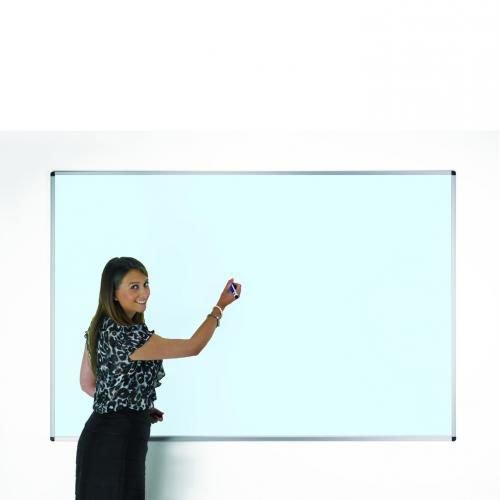 Adboards Colourwipe Wall Board Yellow 1800x1200mm