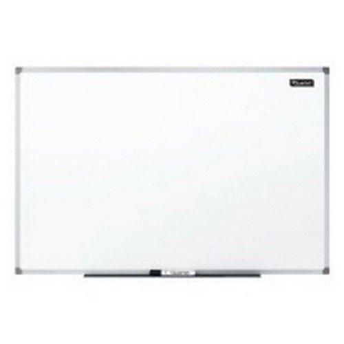 Nobo Basic Melamine Non Magnetic Whiteboard 600x450 with Basic Trim