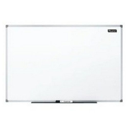 Nobo Basic Melamine Non Magnetic Whiteboard 900x600 with Basic Trim