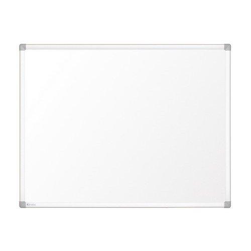 Nobo Prestige Enamel Whiteboard Magnetic Fixings Included W1800xH900mm White