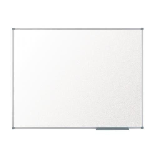 Nobo Prestige Enamel Magnetic Whiteboard 1200x900 with Aluminium Trim