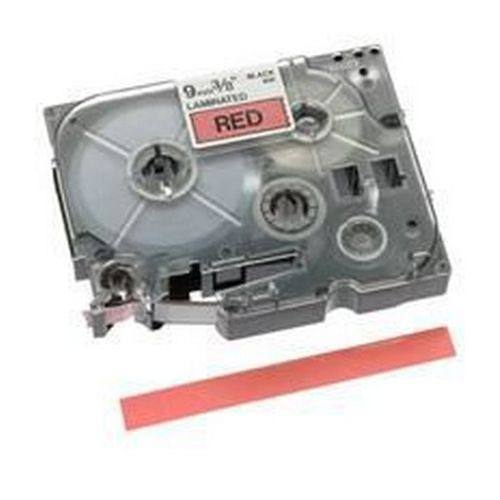 Brother P-Touch Tape TZ-421 9mm Black/Red