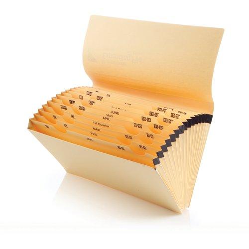 Initiative Expanding File FC A-Z 1-31